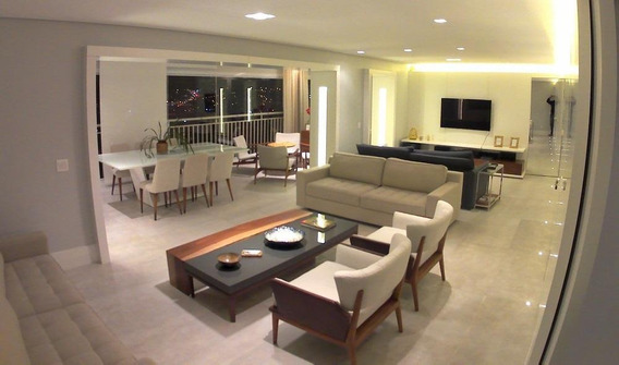 Apartamento Domo Life 155m², Hall Privativo, 3 Suítes, 3 Vagas De Garagem, Varanda Gourmet, São Bernardo Do Campo. - Ap0455