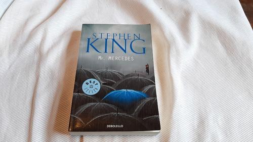 Mr. Mercedes Stephen King  Debolsillo