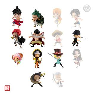 One Piece Adverge - Sellados - Por Pieza