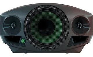 Mackie Freeplay - Sistema Portable Estereo/full Range Con Parlante De 8 - Mixer Digital 4 Can-efectos - Bluetooth