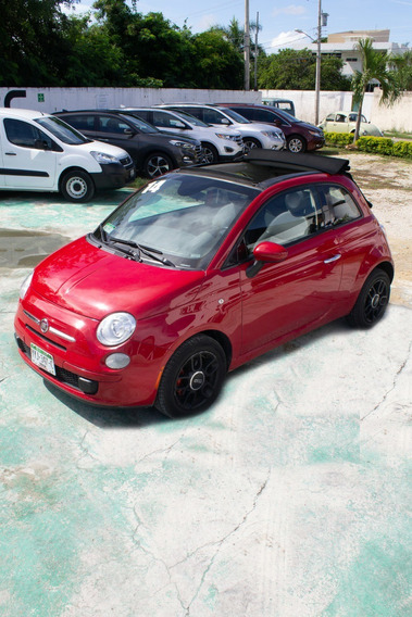 Fiat 500 Pop Convertible 2014
