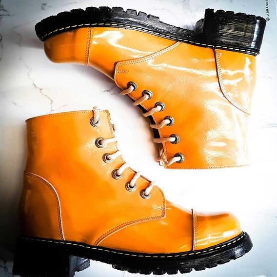 Borcego Cuero Charo - Budapest Shoes - Art. 300