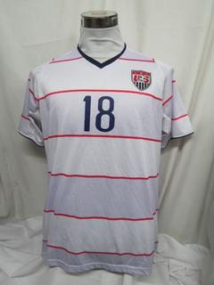 Camiseta De Estados Unidos Futbol Femenino Fútbol en