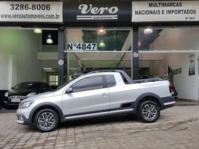 Volkswagen Saveiro Cross Ce 1.6 16v Total Flex Mec. 201