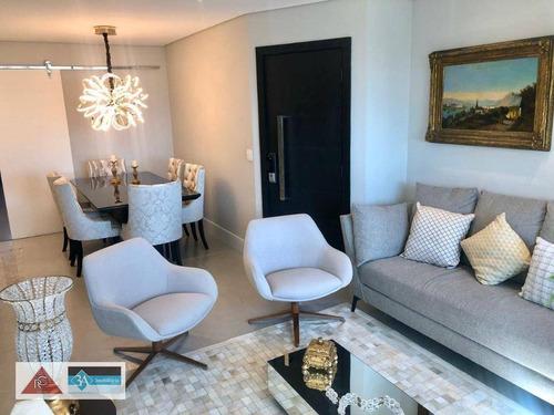 Cobertura Com 3 Dormitórios À Venda, 220 M² Por R$ 1.900.000,00 - Tatuapé - São Paulo/sp - Co0326