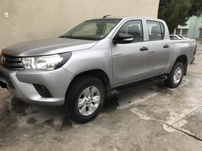 Excelente Toyota Hilux 2016- Doble Cabina !!
