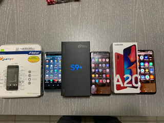 Celular Samsung Y Htc