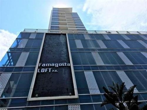 Imagen 1 de 14 de Venta De Apartamento De 110 M2 En Famagosta Loft 21-10550gg