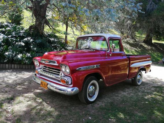 Chevrolet Apache Flexide 1959