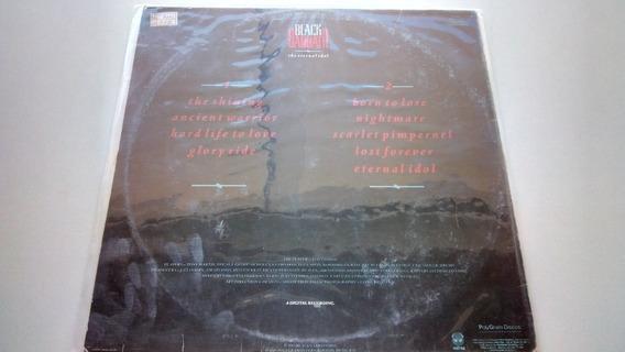 Black Sabbath- - Lp Disco Vinil Eternal Idol