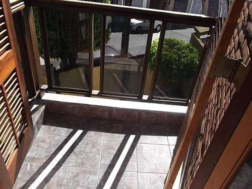Casa Residencial À Venda, Vila Capitão Rabelo, Guarulhos - Ca0835. - Ca0835