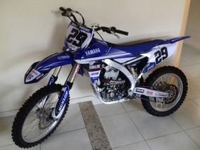 Moto Yamaha Yzf 450 ( Pouco Uso Original Oficial Yamaha )