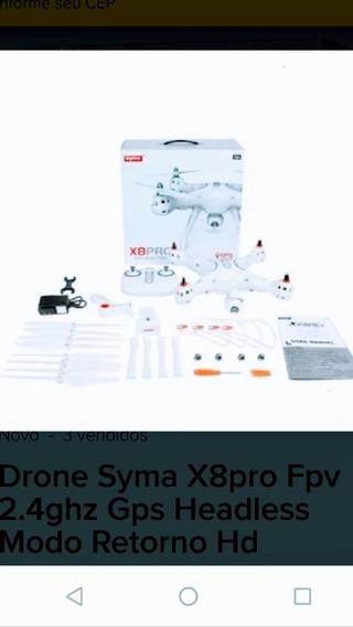Drone Syma X8pro.