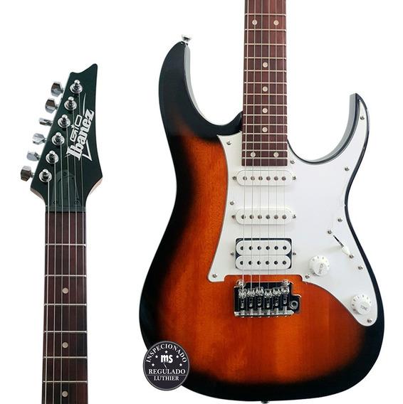 Guitarra Ibanez Grg 140sb Super Strato Sunburst Promoção!
