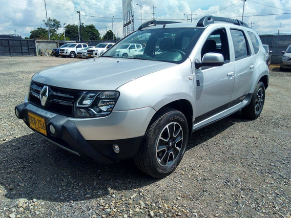 Renault Duster 2.0 Dynamique 4x4 Mecánica - Drw256