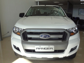 Ford Ranger Cd Xls At Anticipo/ Ctas Fijas Entrega Inmediata