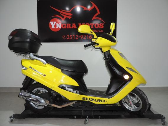 Suzuki Burgman 125i 2014