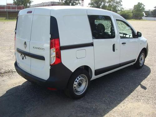 Renault Kangoo Express Confort 2021 0km 5 Asientos Gaston