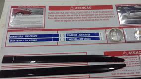 Jogo Frisos Lateral Cruze Vermelho 17/18 Gm 98550900