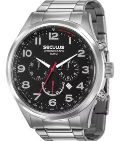 Relógio Masculino Seculus Cronógrafo 23618g0svna1
