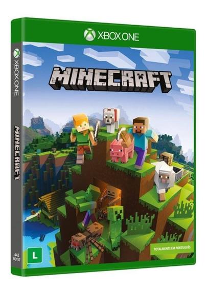 Minecraft - Xbox One - Novo - Mídia Física