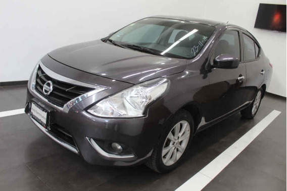 Nissan Versa 4p Advance L4/1.6 Man