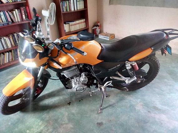 Remato Motocicleta Ronco 2015 Pisco