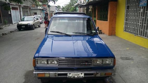Datsun Modelo 1981 Pickup Japonesa