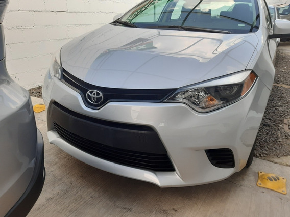 Toyota Corolla 1.8 Base Cvt 2016