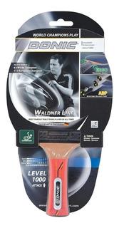 Paleta Tenis Mesa Donic Waldner 1000 Ping Pong Profesional