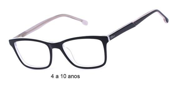 Armação Infantil Oculos Ogrife Og 353-c Tamanho P Original