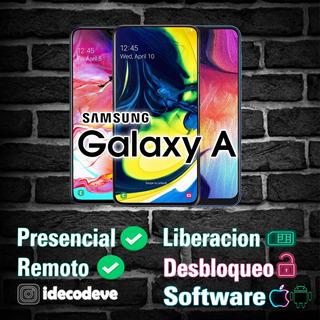 Liberar Samsung A40 A50 A20 A30 A60 A70 A90 A10 Unlock