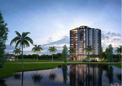 Imagen 1 de 11 de Venta De Apartamento Exclusivo En Green House, Santa María
