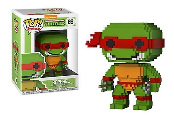 Funko Pop! 8-bit Teenage Mutant Ninja Turtles - Raphael 06