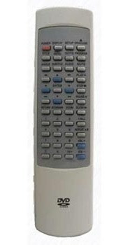 Cr-2517 Controle Remoto P/ Dvd Cyber Home Mre1310
