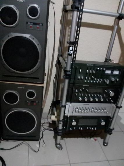 Conjunto Gradiente System One A1