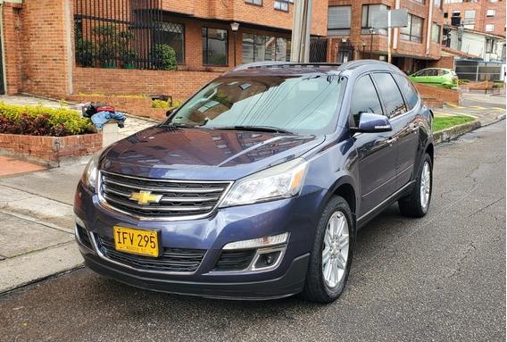 Chevrolet Traverse Ecocomica Camioneta Nueva 8 Pasajeros