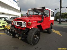 Toyota Fj 40 Mt 4000cc 4x4