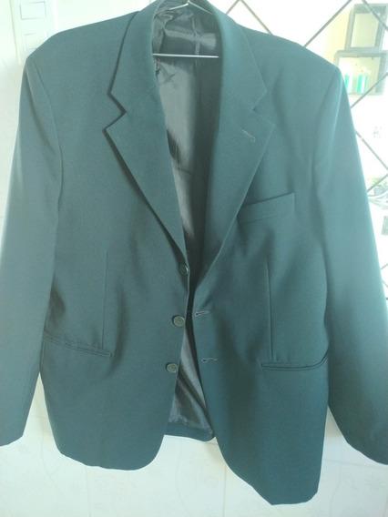 Terno Masculino Tamanho 54 Cor Verde