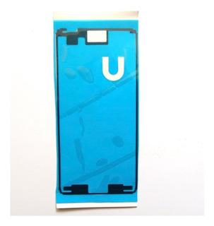 Sony Xperia M4 Aqua Adhesivo Pegamento Frontal Pantalla