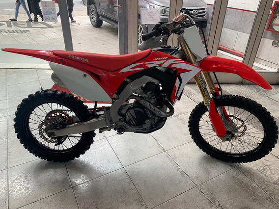 Honda Crf 450 2017 90hs Cross Enduro Avant Motos
