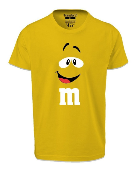 Playera M&m