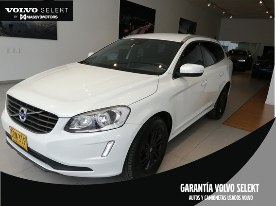 Volvo Xc 60 Kinetic Awd, 2.5cc, 254hp & 350 Nm