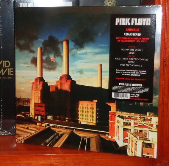 Pink Floyd - Animals - Vinyl Usa Nuevo Cerrado