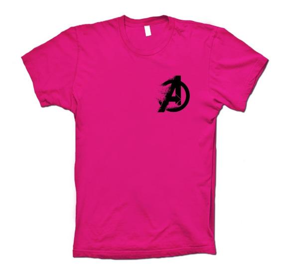 Avengers Endgame Playera Logo Para Hombre Mujer Y Niños Bp