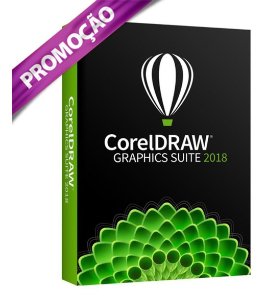 Corel Draw 2018 Original Lançamento