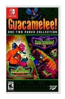 Guacamelee!: One -two Punch Collection Switch
