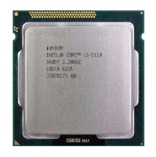 Processador I3 2120 3.3ghz 1155 Usado - S/cooler - S/pasta