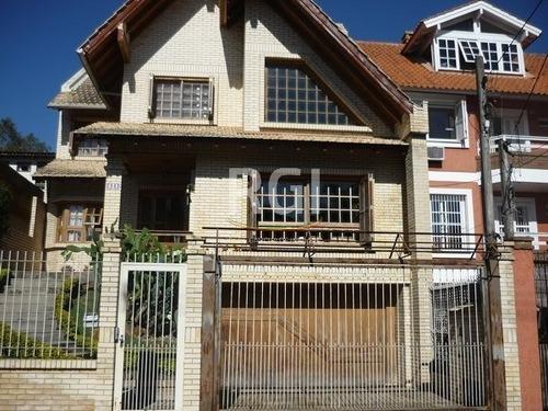Casa Em Tristeza Com 3 Dormitórios - Mi9980