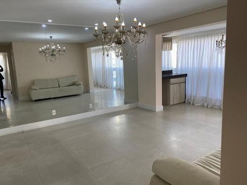 Apartamento Com 3 Dormitórios Para Alugar, 90 M² - Higienópolis - São Paulo/sp - Ap0970